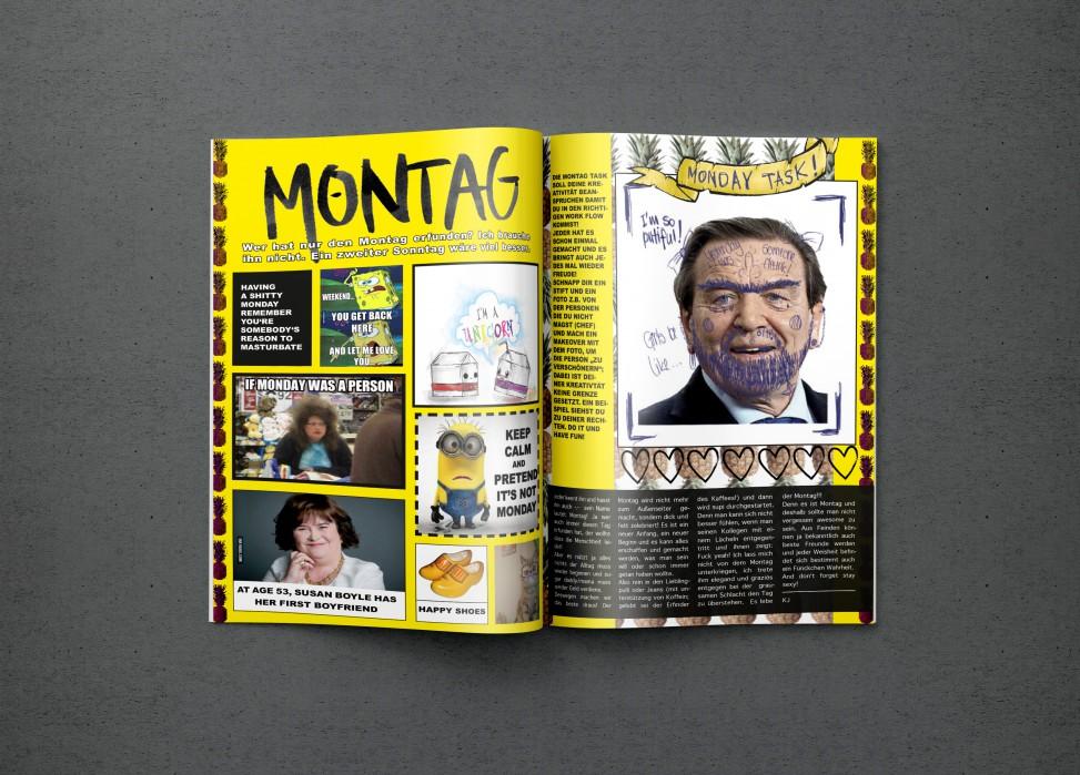 MONTAG
